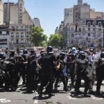 El Gobierno denunció a Rodríguez Larreta y Diego Santilli por el accionar de la Policía de la Ciudad durante los incidentes en el velatorio de Maradona